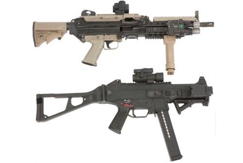 MGA SAW-K vs UMP